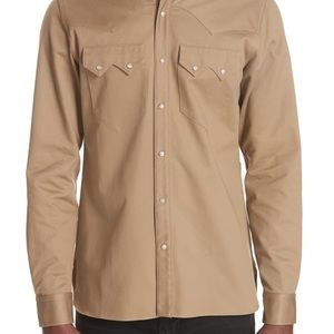 NWT Lanvin button down dress shirt